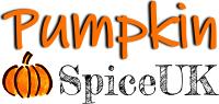 Pumpkin-Spice WebSite Logo